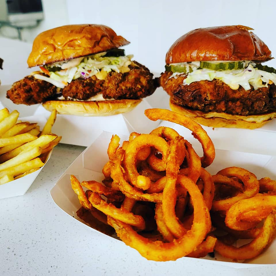 Hen House Danville Fried and Rotisserie Chicken Sandwiches Tots Fries Shakes Wraps Slaw Mac & Cheese Danville, Ca. 94526